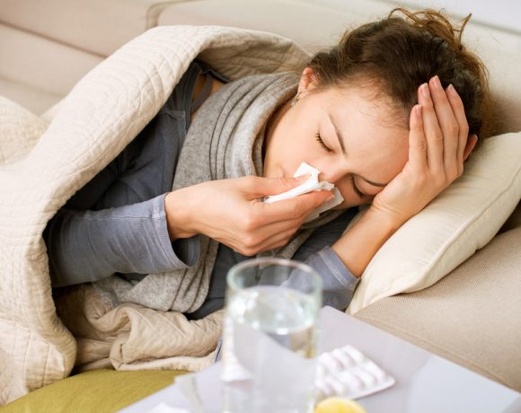 Whether Or Not You Are Feeding A Cold Or Starving It Makes Little Difference To The Biology Of A Common Cold. Image From Shutterstock.com  1 580x460